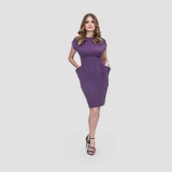 Sukienka dwustronna TRIO różne kolory