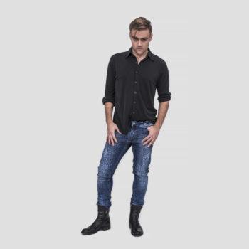 Spodnie jeansowe BLUE JEANS