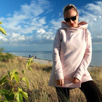 Bluza ROBIN damska rozpinana z kapturem różne kolory