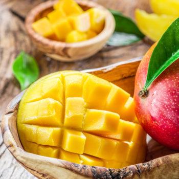 Świeca sojowa do masażu z masłem mango