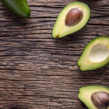 Świeca sojowa do masażu z masłem avocado
