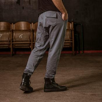 Spodnie FIT szare