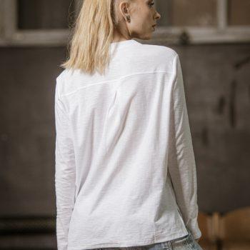 T-shirt NAP długi rękaw