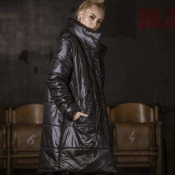 Płaszcz BLACK & PINK