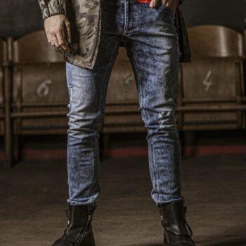 Spodnie New BLUE JEANS
